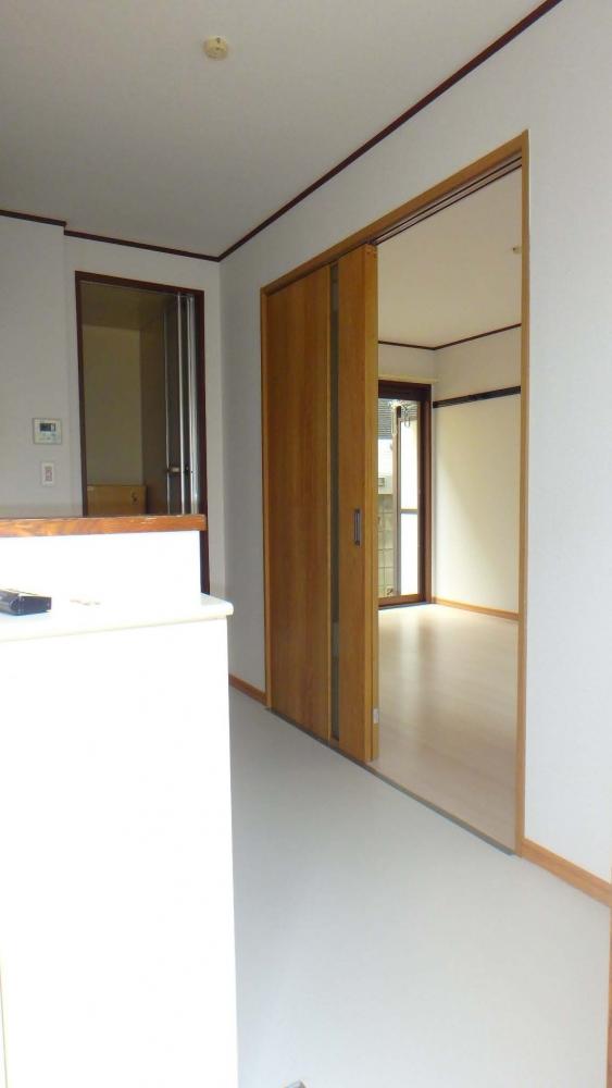玄関→室内①